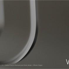 Verre Vs Corian - Lampe 3.14 - Création François Bazenant pour Verart design - © Bruno Clergue(2)