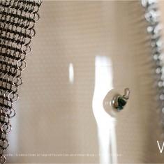 Verre Vs Cote de maille - Vase fin - Création Claire Le Sage et Pascale Lion pour Verart design - © Bruno Clergue(2)