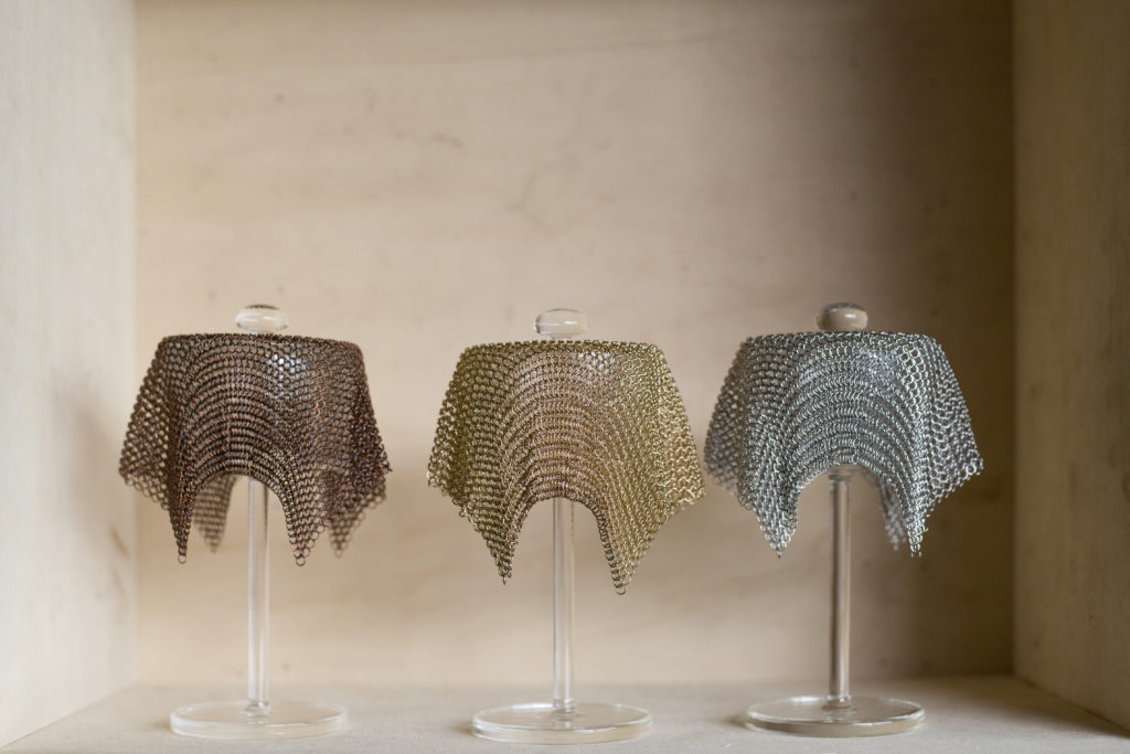 Collection Cotte de Mailles - Design P. Lion et C. Lesage