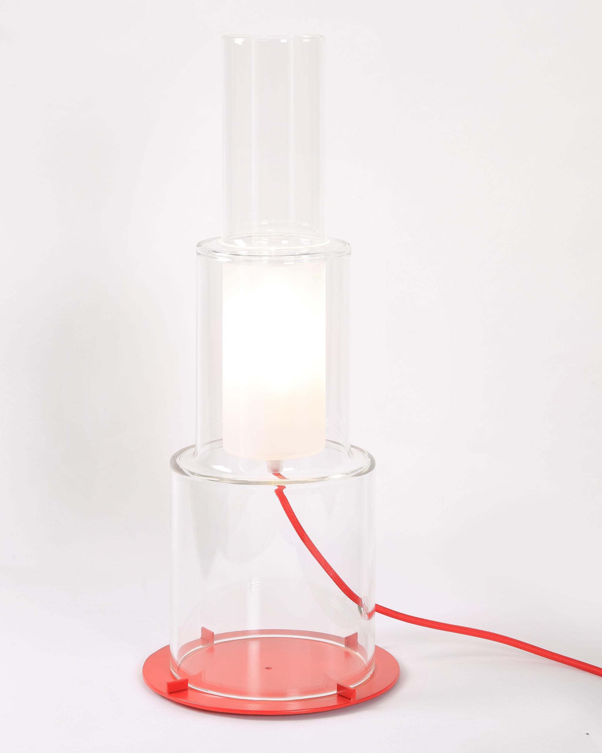 Lampe JYB Edition et VERART
